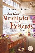 Cover-Bild zu Der kleine Strickladen in den Highlands (eBook) von Oswald, Susanne
