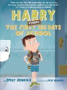 Cover-Bild zu Harry Versus the First 100 Days of School (eBook) von Jenkins, Emily