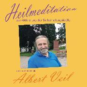 Cover-Bild zu Heilmeditation (Audio Download) von Veil, Albert