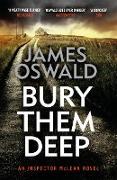 Cover-Bild zu Bury Them Deep (eBook) von Oswald, James