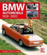 Cover-Bild zu BMW Automobile von Oswald, Werner