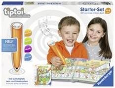 Cover-Bild zu tiptoi® Starter-Set Mein Lern-Spiel-Abenteuer: Erste Zahlen