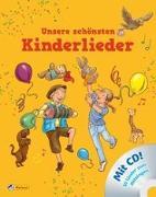 Cover-Bild zu Unsere schönsten Kinderlieder
