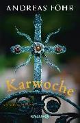Cover-Bild zu Karwoche von Föhr, Andreas