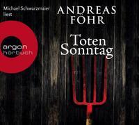 Cover-Bild zu Totensonntag von Föhr, Andreas