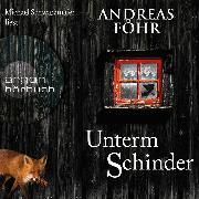 Cover-Bild zu Unterm Schinder - Ein Wallner & Kreuthner Krimi, (Gekürzt) (Audio Download) von Föhr, Andreas