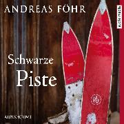 Cover-Bild zu Schwarze Piste (Audio Download) von Föhr, Andreas