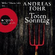 Cover-Bild zu Totensonntag (Audio Download) von Föhr, Andreas