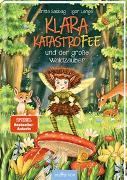 Cover-Bild zu Klara Katastrofee und der große Waldzauber (Klara Katastrofee 2) von Sabbag, Britta