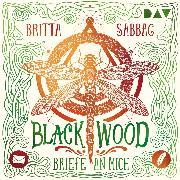 Cover-Bild zu Blackwood Briefe an mich (Audio Download) von Sabbag, Britta