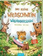 Cover-Bild zu Das kleine Wildschwein Willanderssein von Sabbag, Britta
