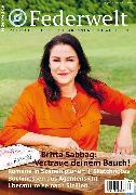 Cover-Bild zu Federwelt 137, 04-2019, August 2019 (eBook) von Gerstenberger, Stefanie