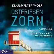 Cover-Bild zu Ostfriesenzorn (Audio Download) von Wolf, Klaus-Peter