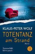 Cover-Bild zu Totentanz am Strand von Wolf, Klaus-Peter