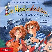 Cover-Bild zu Die Nordseedetektive. Unter Verdacht [6] (Audio Download) von Wolf, Klaus-Peter