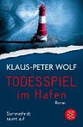 Cover-Bild zu Todesspiel im Hafen (eBook) von Wolf, Klaus-Peter