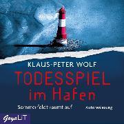 Cover-Bild zu Todesspiel im Hafen (Audio Download) von Wolf, Klaus-Peter