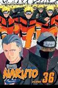 Cover-Bild zu Naruto, Vol. 36: Naruto von Kishimoto, Masashi