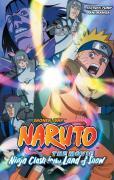 Cover-Bild zu Naruto the Movie Ani-Manga, Vol. 1: Ninja Clash in the Land of Snow von Kishimoto, Masashi