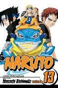 Cover-Bild zu Naruto, Vol. 13 von Kishimoto, Masashi