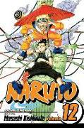 Cover-Bild zu Naruto, Vol. 12 von Kishimoto, Masashi