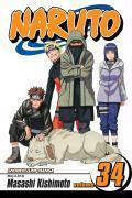 Cover-Bild zu Naruto, Vol. 34 von Kishimoto, Masashi