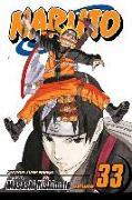 Cover-Bild zu Naruto, Vol. 33 von Kishimoto, Masashi