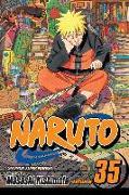 Cover-Bild zu Naruto, Vol. 35 von Kishimoto, Masashi