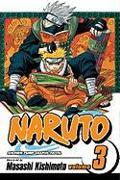 Cover-Bild zu Naruto, Vol. 3 von Kishimoto, Masashi