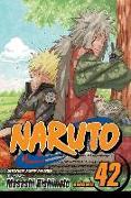 Cover-Bild zu Naruto, Vol. 42 von Kishimoto, Masashi