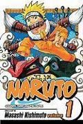 Cover-Bild zu Naruto, Volume 1: The Tests of the Ninja von Masashi, Kishimoto