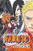 Cover-Bild zu Naruto - Der siebte Hokage und der scharlachrote Frühling von Kishimoto, Masashi