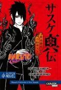 Cover-Bild zu Naruto Sasuke Shinden - Buch des Sonnenaufgangs (Nippon Novel) von Yano, Takashi