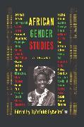 Cover-Bild zu African Gender Studies (eBook) von Oyewumi, Oyeronke (Hrsg.)
