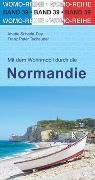 Cover-Bild zu Mit dem Wohnmobil durch die Normandie von Scharla-Dey, Anette