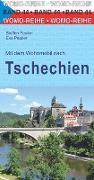 Cover-Bild zu Mit dem Wohnmobil nach Tschechien von Peuker, Steffen