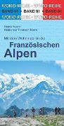 Cover-Bild zu Mit dem Wohnmobil in die Französischen Alpen von Newe, Heiner