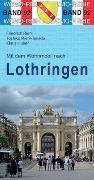 Cover-Bild zu Mit dem Wohnmobil nach Lothringen von Riehl, Friedrich
