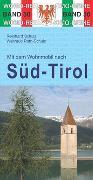 Cover-Bild zu Mit dem Wohnmobil nach Südtirol von Schulz, Reinhard