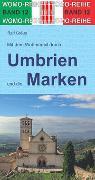 Cover-Bild zu Mit dem Wohnmobil durch Umbrien und die Marken von Gréus, Ralf