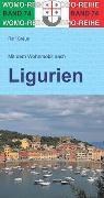 Cover-Bild zu Mit dem Wohnmobil nach Ligurien von Gréus, Ralf