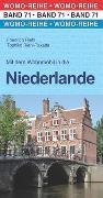 Cover-Bild zu Mit dem Wohnmobil in die Niederlande von Riehl, Friedrich