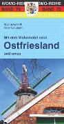 Cover-Bild zu Mit dem Wohnmobil nach Ostfriesland und umzu von Schuberth, Peter
