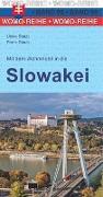 Cover-Bild zu Mit dem Wohnmobil in die Slowakei von Staub, Ulrike