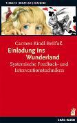 Cover-Bild zu Einladung ins Wunderland von Kindl-Beilfuß, Carmen