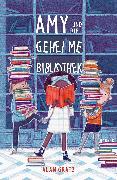 Cover-Bild zu Amy und die geheime Bibliothek von Gratz, Alan