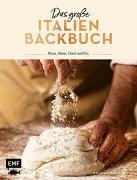 Cover-Bild zu Das große Italien Backbuch von Menichelli, Andrea
