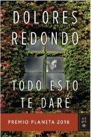 Cover-Bild zu Todo esto te daré von Redondo, Dolores