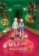 Cover-Bild zu Mala und das flüsternde Haus von Luhn, Usch