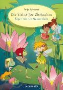 Cover-Bild zu Die kleine Fee Zitrönchen - Ärger mit den Wassernixen von Schwarze, Tanja